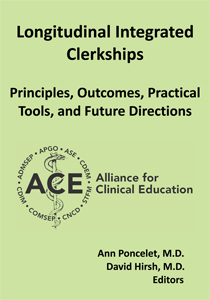 Alliance for Clinical Education: Longitudinal Integrated Clerkships