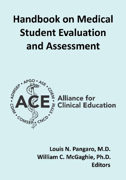 ACE Handbook on Medical Student Evaluation and Assessment