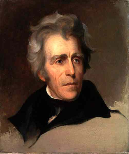 Andrew Jackson